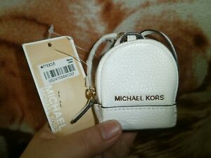 CLOSEOUT-SALE-Imported-from-USA-68-Michael-Kors-MK-Rhea-Back-Pack-Bag-Charm