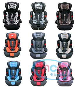 MCC® 3 in 1 Child Baby Car Seat Safety Booster For Group 1/2/3 9-36kg ECE R44/04