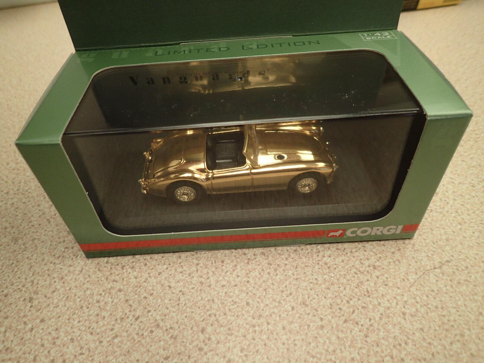 Ltd Edn Vanguards 1 43 VA05007 MGA Open Top 50th Anniversary Untouched