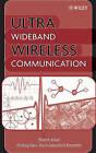 Ultra Wideband Wireless Communication by John Wiley and Sons Ltd (Hardback, 2006)