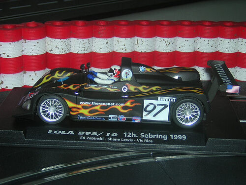A506 LOLA B98-10 12h Sebring 1999 Fly New Rate Flat expenses shipping