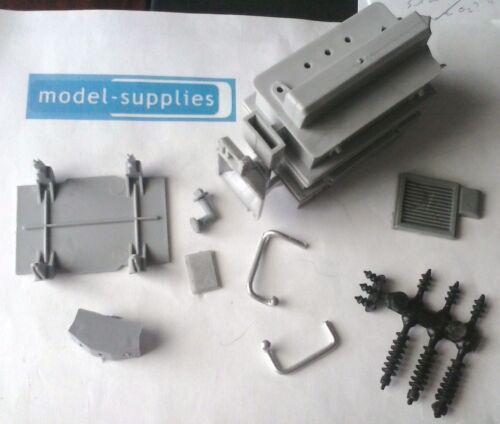 Dinky 908 Antar repro transformer load plastic//metal multi-part kit