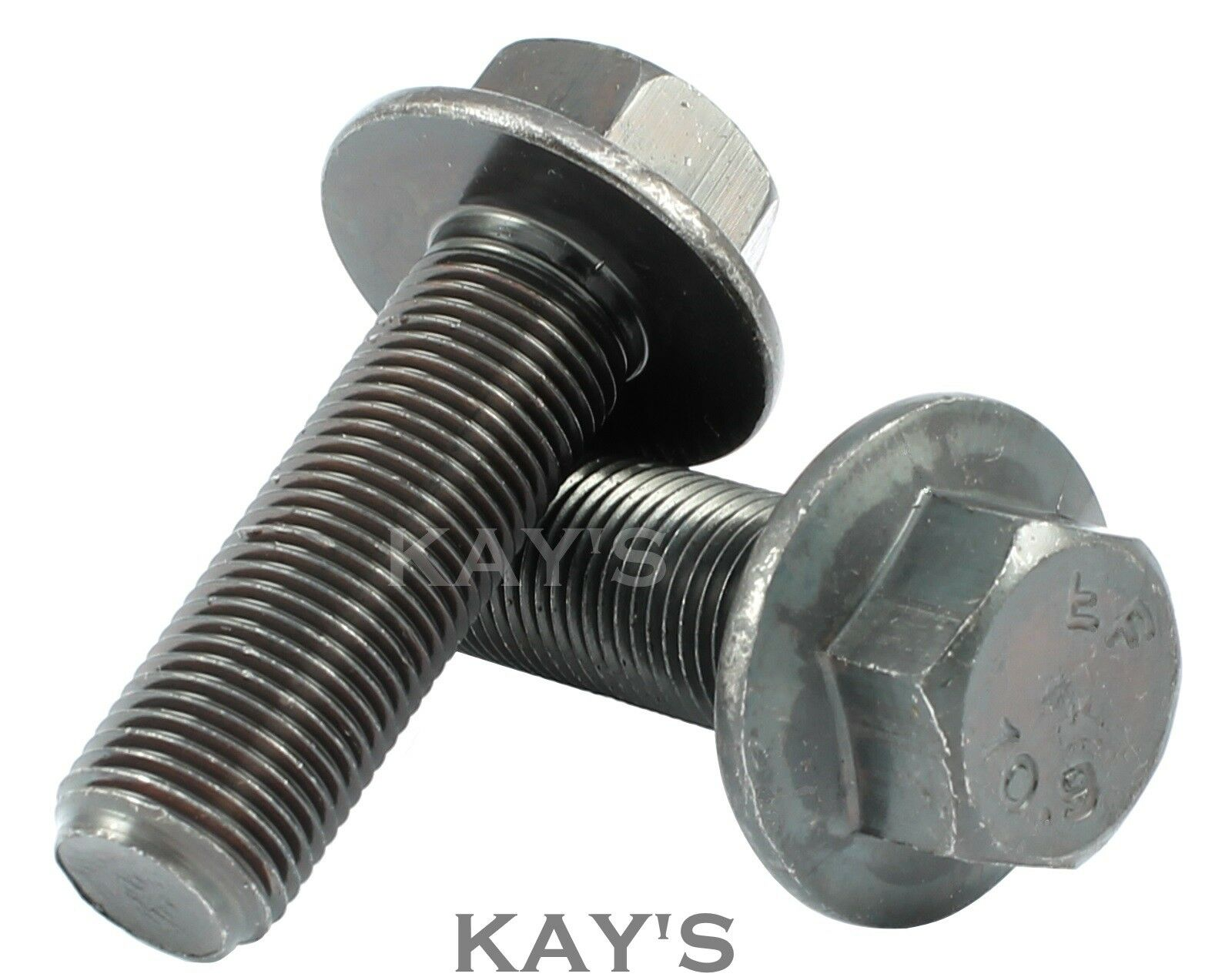 FINE PITCH THREAD FLANGED HEXAGON BOLTS HIGH TENSILE GRADE 10.9 FLANGE SCREWS