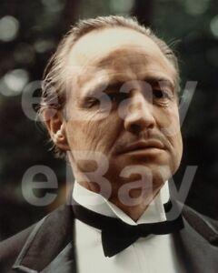 The-Godfather-1972-Marlon-Brando-10x8-Photo