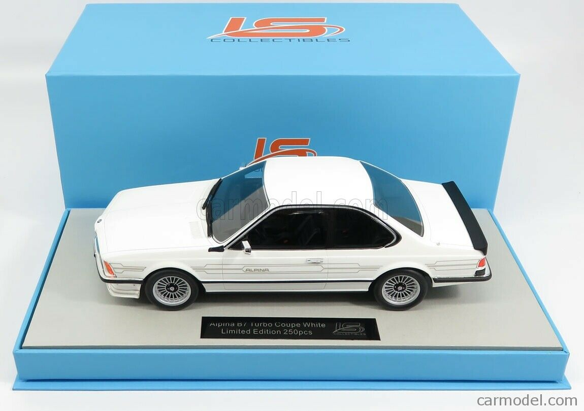 Sin impuestos Coleccionables ls ls ls 1985 BMW ALPINA B7 blancoo 1 18 hallazgo raro    Hermoso   protección post-venta