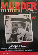 Murder in Mind Issue 61 - Joseph Elwell