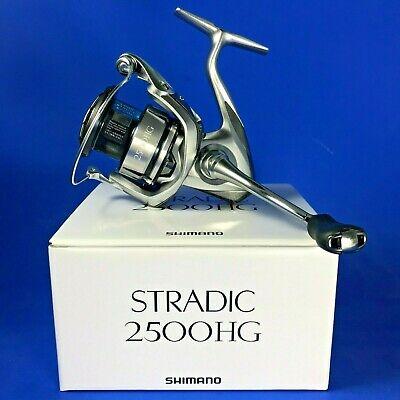 Shimano Stradic 2500HG FL //// ST2500HGFL //// Front Drag Fishing Reel NEW 2019