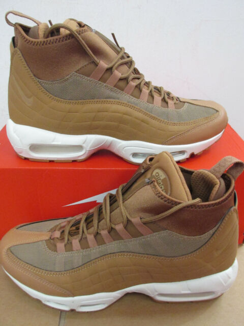 wholesale dealer 03f71 9102c Nike air max 95 sneakerboot Mens Hi Top Trainers 806809 201 CLEARANCE