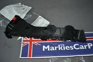 Vauxhall-Zafira-B-Plastic-bumper-to-wing-guide-Left-side-13124997