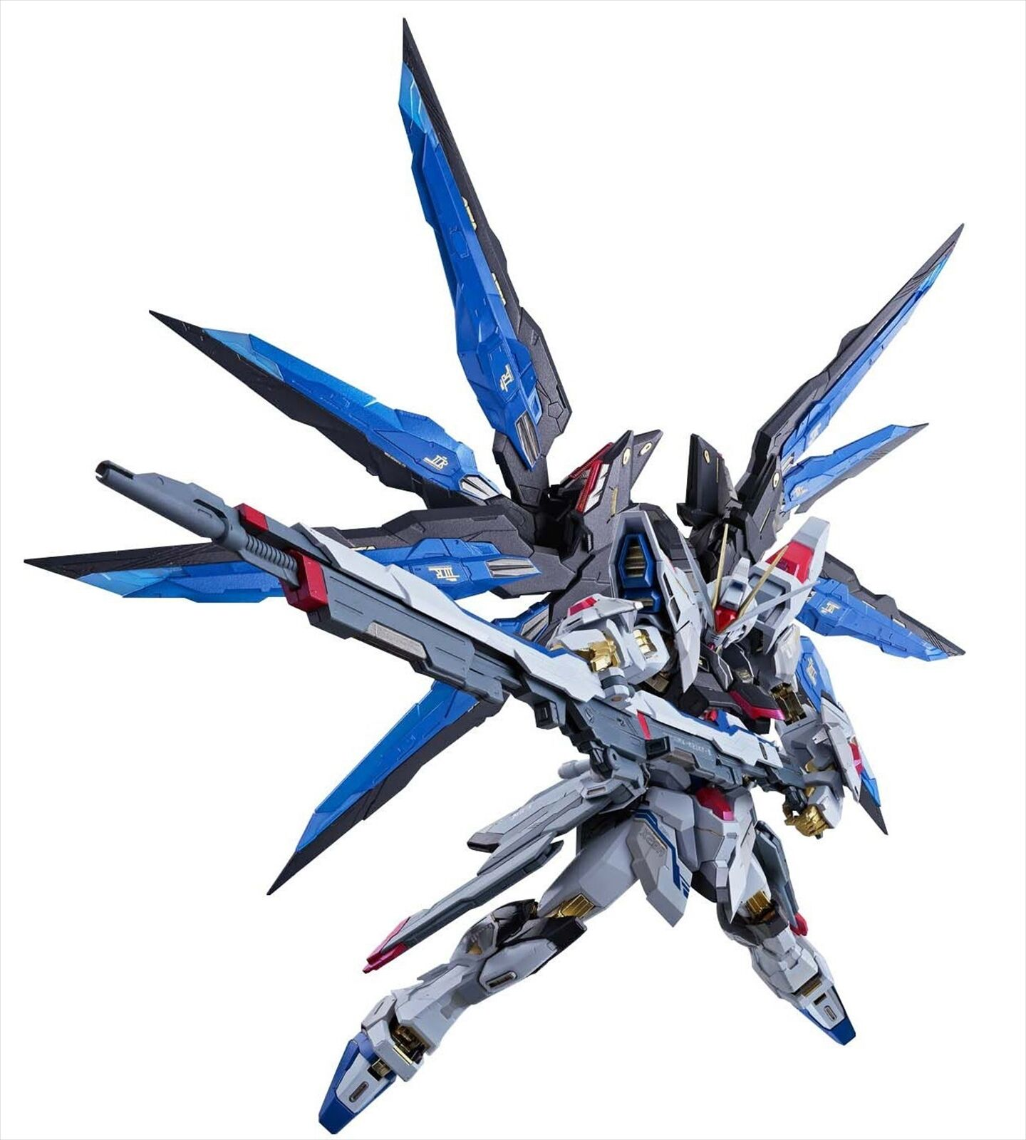 Bandai Tamashii Nations Strike Freedom Gundam Gundam Seed Figura De Acción