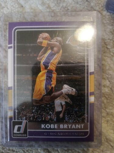 Panini Threads #171, #131 Dazzel /& #62 Base Card Kobe Bryant 3 Card Lot