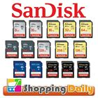 SanDisk Extreme Pro Ultra SD SDHC SDXC UHS-I SD Memory Card 80MB/s 90MB/s 95MB/s