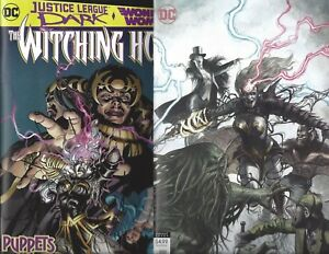 Justice League Dark /& Wonder Woman Witching Hour #1 DC 1st Print EXCELSIOR BIN