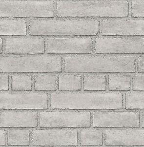Rasch-Tapete-Restored-024051-Backsteinwand-Steinwand-Vliestapete-Designtapete