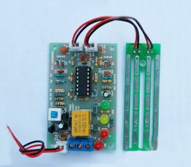 Water Level Detection Sensor Liquid Level Controller Modul DIY Kit Hot2015