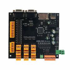 9axis Cnc Controller Set For Stepper Amp Servo Motors Breakout Board Usb Cablecd