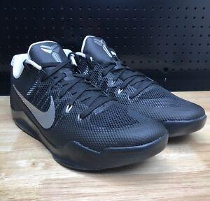 a8f1a5580e5 Nike Zoom Kobe XI 11 TB Promo 856485-001 Bryant Black Basketball ...
