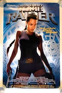 Original Lara Croft Tomb Raider Angelina Jolie June 15 Movie