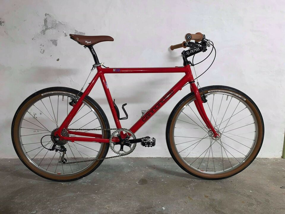 Cannondale M300, hardtail, 19 tommer