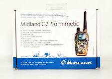 MIDLAND G7 PRO MIMETIC RICETRASMETTITORE PMR446/LCD DUAL BAND RADIO CB