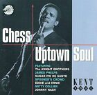 Chess Uptown Soul by Various Artists (CD, Mar-1997, 2 Discs, Kent)
