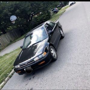 1992 Honda Accord Coupe EX-R