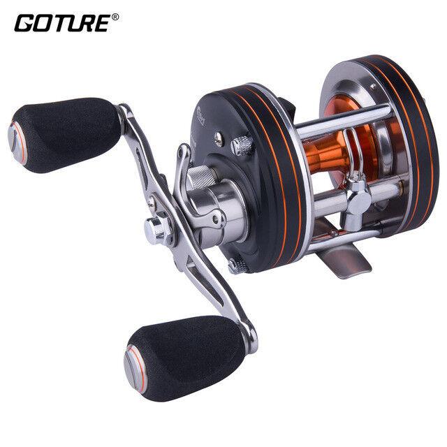 Goture Xceed Series Baitcasting Fishing Reel 10+1BB 5.3 1 Trolling Fishing