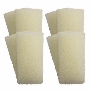 8 X Compatibile Schiuma Spugne Filtro Adatte A Fluval 104/105/106 Filtri Pet Supplies
