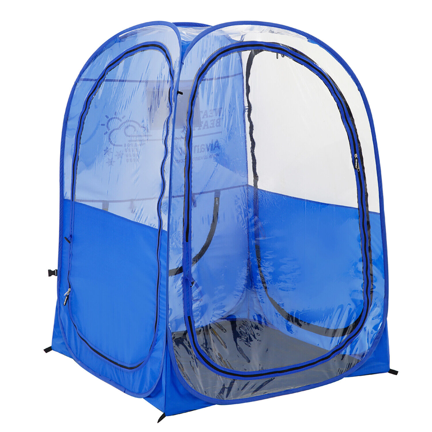 Alvantor Sports Cochepa clima vainas Camping Tiendas De Campaña Pop Up Impermeable Refugio patente
