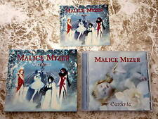 MALICE MIZER(klaha)Gardenia 1st Press Limited Edition Japan CD+Sticker MMCD-019