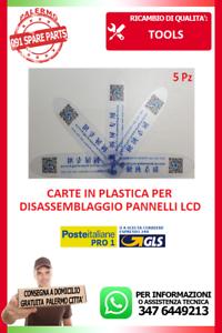 KIT-DA-5X-CARTE-IN-PLASTICA-PER-DISASSEMBLAGGIO-PANNELLO-LCD