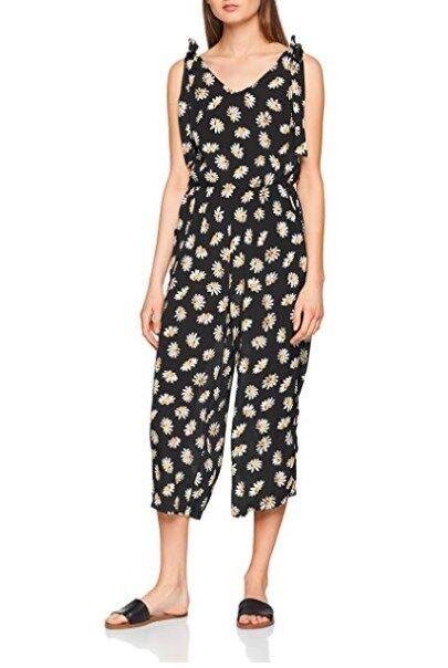 MISS SELFRIDGE Women's Tie Shoulder Jumpsuit Size 6 RRP (2377)