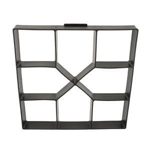 Mould-Pavimentazione-Da-Giardino-di-Plastica-Pathmate-40x40cm