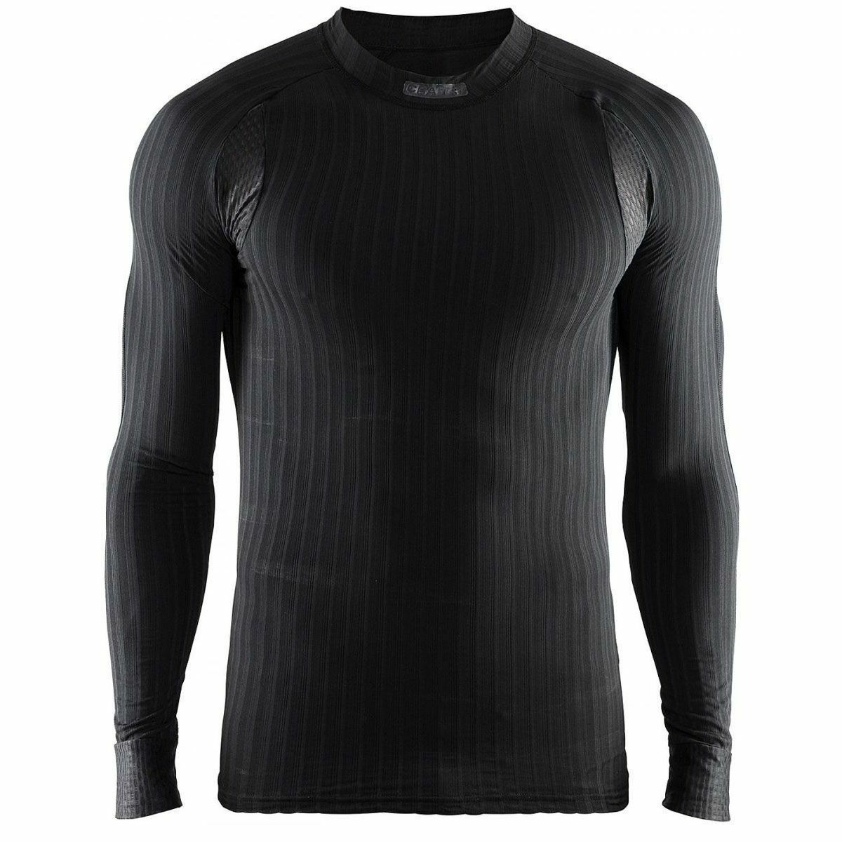 MAGLIA CICLISMO CRAFT BE ACTIVE EXTREME 2.0 CN LS color black