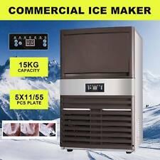 Commercial Ice Maker Machine Auto Built In Undercounter 5x11 400w Restaurant Bar