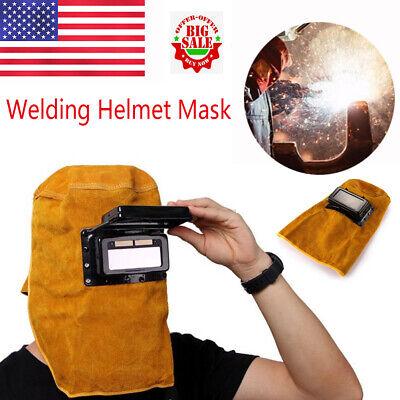LBT Solar Auto Darkening Welding Helmet Arc Tig Mig Mask Grinding Welder $$