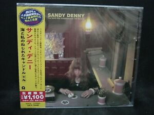 SANDY DENNY The North Star Grassman And The Ravens + 4 JAPAN CD Fairport Conven.