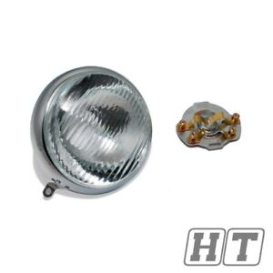 Scheinwerfer vorne Lampenring RMS für Vespa VNB 125 VBB 150 VBA VNA
