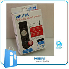 Headset style phone VoIP Skype PHILIPS VOIP080 phone for computer pc
