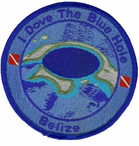 Belize-I-Dove-The-Blue-Hole-Scuba-Diving-Patch