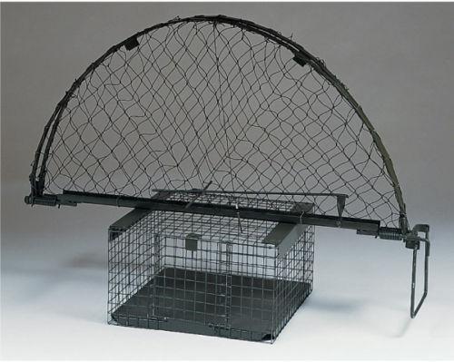 Vogelfangkorb --- @@@HEKA: 1x Art 85050 HEKA-Großvogelfangkorb rund
