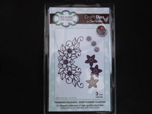 Free RM 1st class P/&P Creative Expressions Dies Various Designs by Sue Wilson