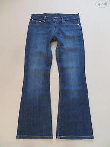 Levi-039-s-529-Bootcut-Jeans-Hose-W-31-L-30-RAR-Faded-Wash-8417-Indigo-Denim