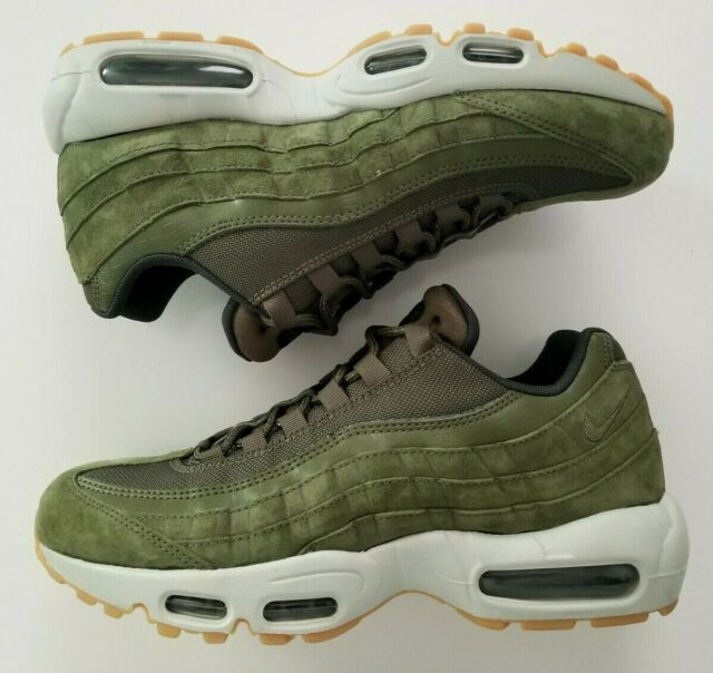Nike Air Max 95 Olive Canvas AJ2018 300 Release Date SBD