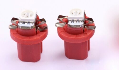 Red High Power Smd-Led Tid Mid Lighting For Opel Astra G