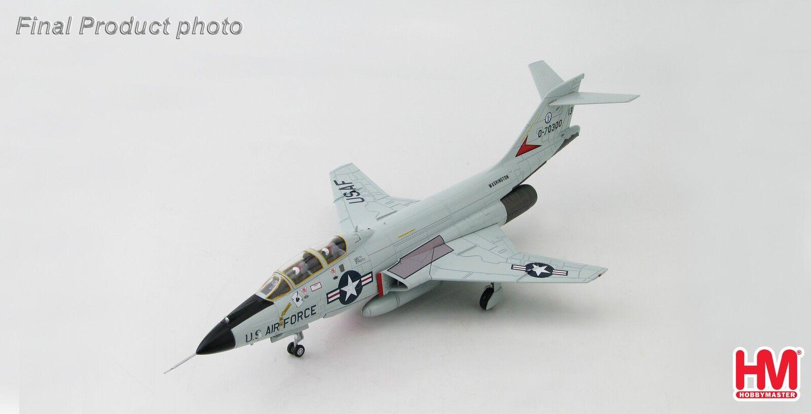Mc DONNELL F-101B VOODOO, 1975 - HOBBY MASTER 1/72 - Réf. HA3711
