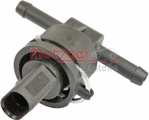 Sensor, Kraftstofftemperatur für Gemischaufbereitung METZGER 0905450