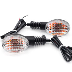 Kawasaki Ninja 250r Turn Signal Indicator Lamp Second Hand Front RH Rear LH