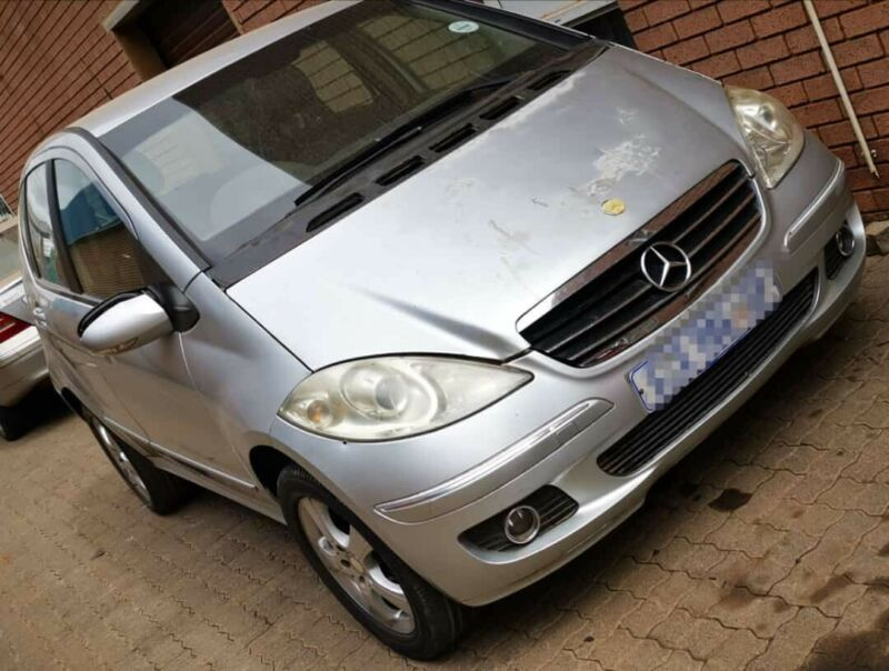 Mercedes a160  automatic stripping for parts