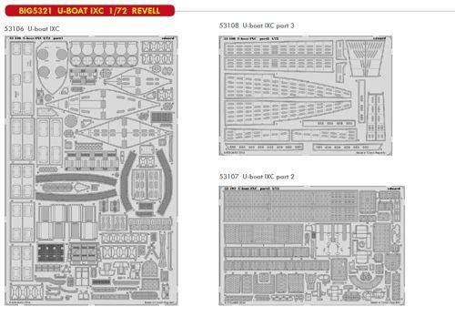 nueva gama alta exclusiva Eduard 1 72 Tipo Ixc Ixc Ixc Big-Ed Set  5321  punto de venta en línea